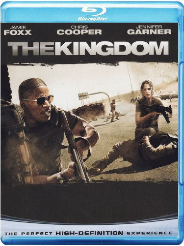 The kingdom [Blu-ray] [IT Import]