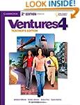 Ventures Level 4 Teacher's Edition wi...
