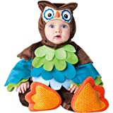 InCharacter Costumes, LLC What A Hoot, Brown Multi, 18 to 24 months