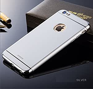 For iphone 6 / 6s (4.7) MOCA (TM) JoyRoom Ling Series Tailor Made Protective Carry Case Cover Hard case for Apple Iphone 6 / Iphone 6s (4.7) - Silver