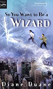 "Cover of ""So You Want to Be a Wizard: The..."