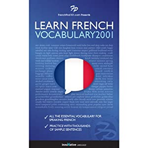 Learn French: Word Power 2001 Audiobook