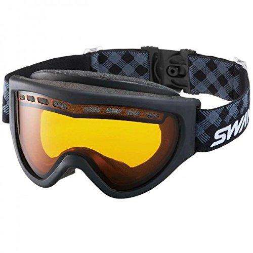 SWANS Erwachsene Skibrille