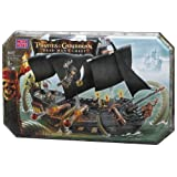 Mega Bloks Pirates of the Caribbean Black Pearl Ship Playset