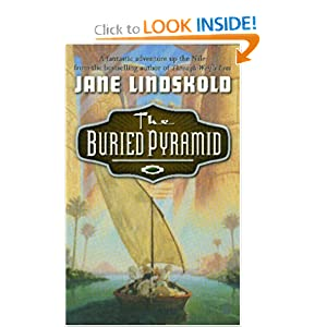 The Buried Pyramid (Tor Fantasy) by Jane Lindskold