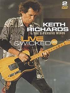 Keith Richards: Live Germany 1992