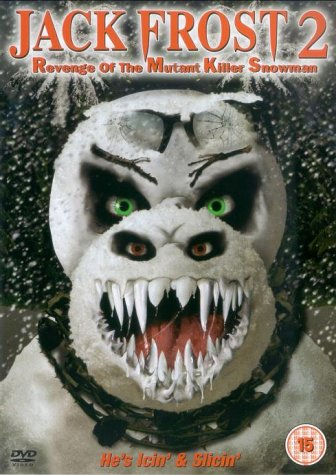 Jack Frost 2: The Revenge Of The Mutant Killer Snowman [DVD]