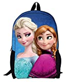 Frozen Children School Bags Printing Cartoon Schoolbag Baby Kids Backpack