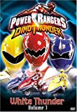 Power Rangers Dino Thunder, Vol. 3: White Thunder