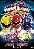 Power Rangers Dino Thunder, Vol. 3: White Thunder