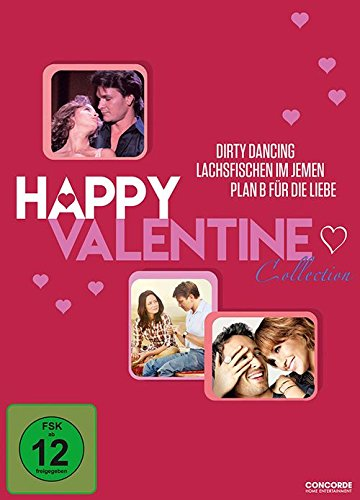 Happy Valentine Collection [3 DVDs]