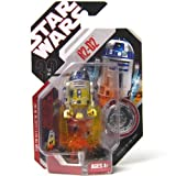 R2-D2 Flying Star Wars 30th Anniversary #04 Action Figure
