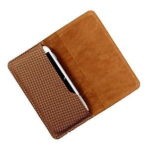 Dooda PU Leather Flip Pouch Case For Spice Stellar 517