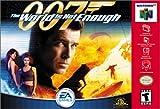 ニンテンドウ64ソフト 海外版 007 The World Is Not Enough EA Sports(World) Electronic Arts