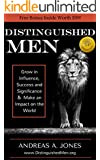 Distinguished Men: Grow in influence, Success and Significance