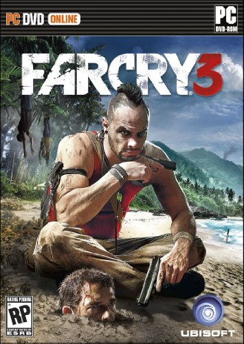 PC Far Cry 3 - Trilingual - Standard Edition