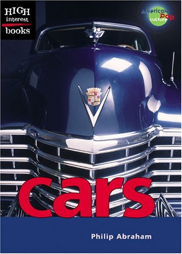 High Interest Books: American Pop Culture: Cars