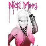 Trends International Nicki Minaj Poster, 22 by 34-Inch