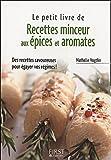 echange, troc Nathalie Vogtlin - Recettes minceur aux épices et aromates