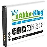 Akku-King Batterie (1750mAh) für Samsung Wave 2