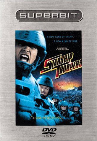 Starship Troopers  (superbit) [DVD] [1998] [Region