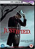Justified - Season 5 [DVD]