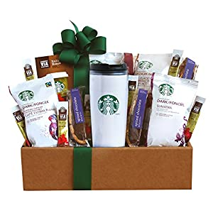 California Delicious California Delicious Starbucks Coffee Mornings Gift Box