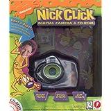 Mattel Nick Click - Digital camera - blue translucent
