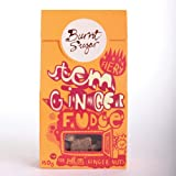 Burnt Sugar Stem Ginger Fudge 150g