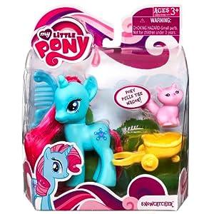 Amazon.com: My Little Pony Snowcatcher: Toys & Games