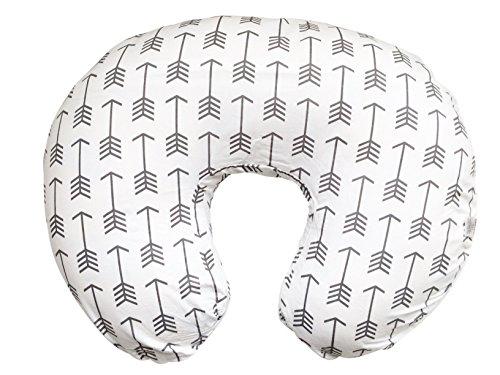 Danha Nursing Pillow Slipcover White Arrow