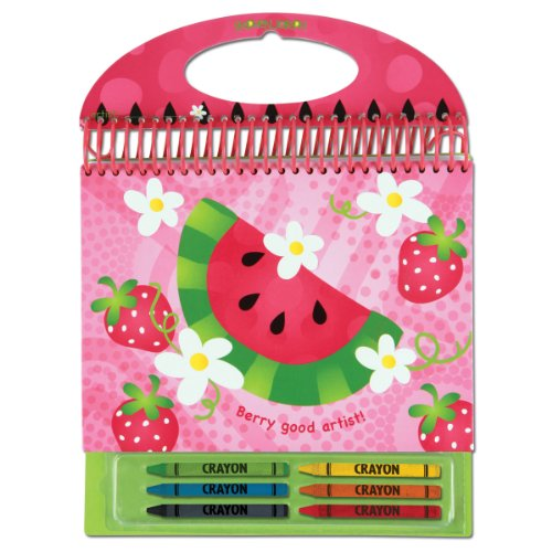 Stephen Joseph Watermelon Sketch Pad - 1