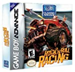 Rock N' Roll Racing - Game Boy Advance