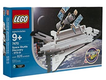 LEGO Discovery: Space Shuttle Discovery