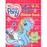 My Little Pony Learn Two in One Book - Sticker/Pww