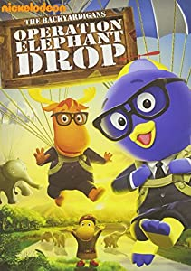 The Backyardigans: Operation Elephant Drop