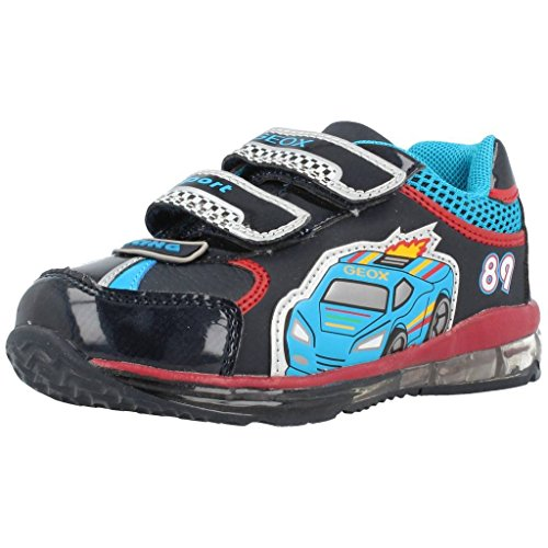 Pantofole bambino, color Blu , marca GEOX, modelo Pantofole Bambino GEOX B TODO BOY B Con Luces Blu