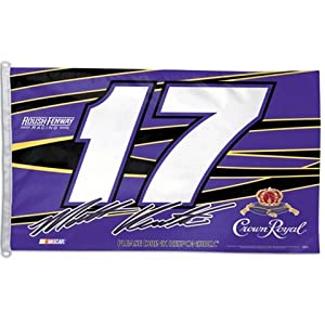Matt Kenseth 17 3x5 NASCAR Driver House Flag Banner by WinCraft