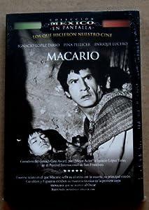 Macario [NTSC/REGION 1 & 4 DVD. Import-Latin America]