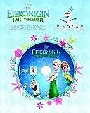 Disney Die Eiskönigin - Party-Fieber: Buch & DVD