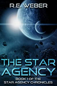 The Star Agency by R.E. Weber ebook deal