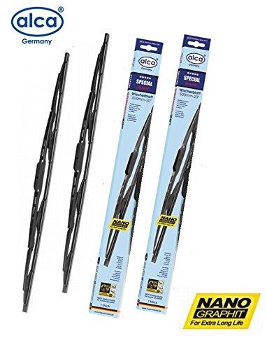 mazda-2-2007-2015-set-of-2-standard-wiper-blades-2413-600-330mm-alca-special