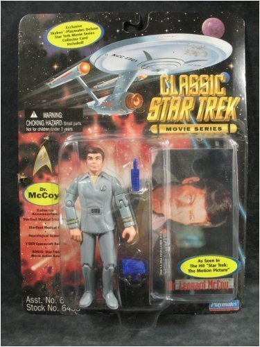 Star Trek The Motion Picture Dr McCoy