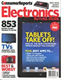 Consumer Reports:Electronics Buying Guide Fall 2011
