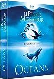 echange, troc Océans + Le peuple migrateur [Blu-ray]