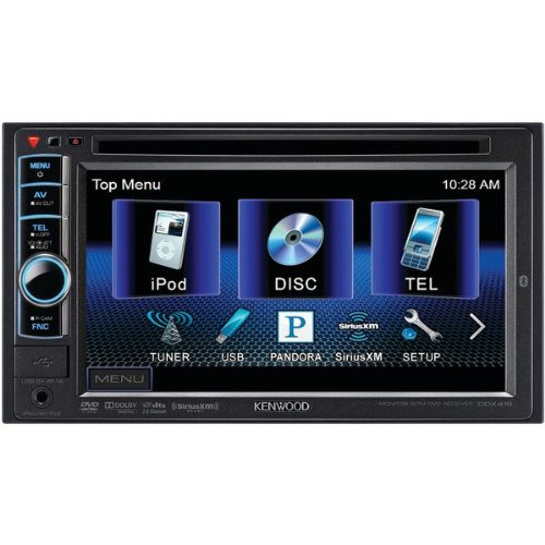On Sale Kenwood DDX419 In-Dash Head Unit Car Stereo Best