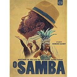 O Samba - Martinho Da Vila and the Vila Isabel Samba School