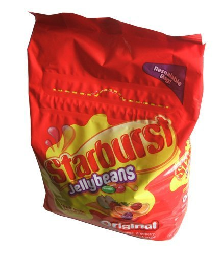 Starburst Jelly Beans Original Flavors, 39 Ounce Bag