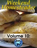 Weekend Homesteader: January