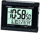 CASIO (カシオ) 電波デジタル目覚まし時計 温度・湿度表示 ブラック DQD-710J-1JF DQD-710J-1JF